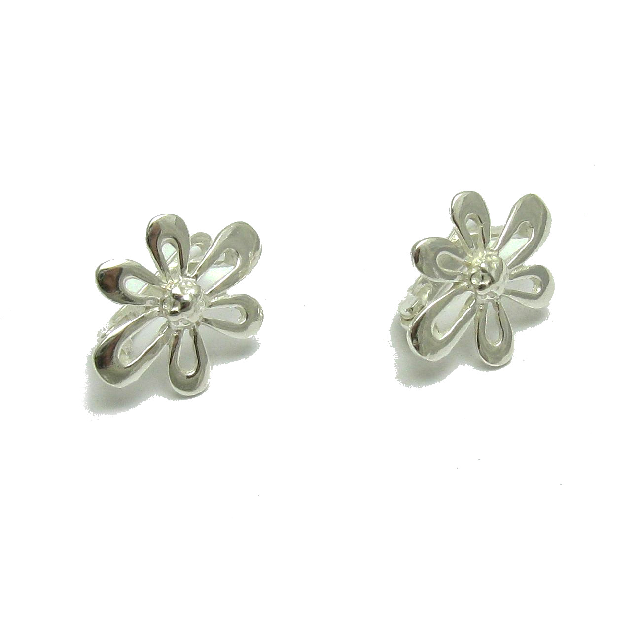 Silver earrings - E000709