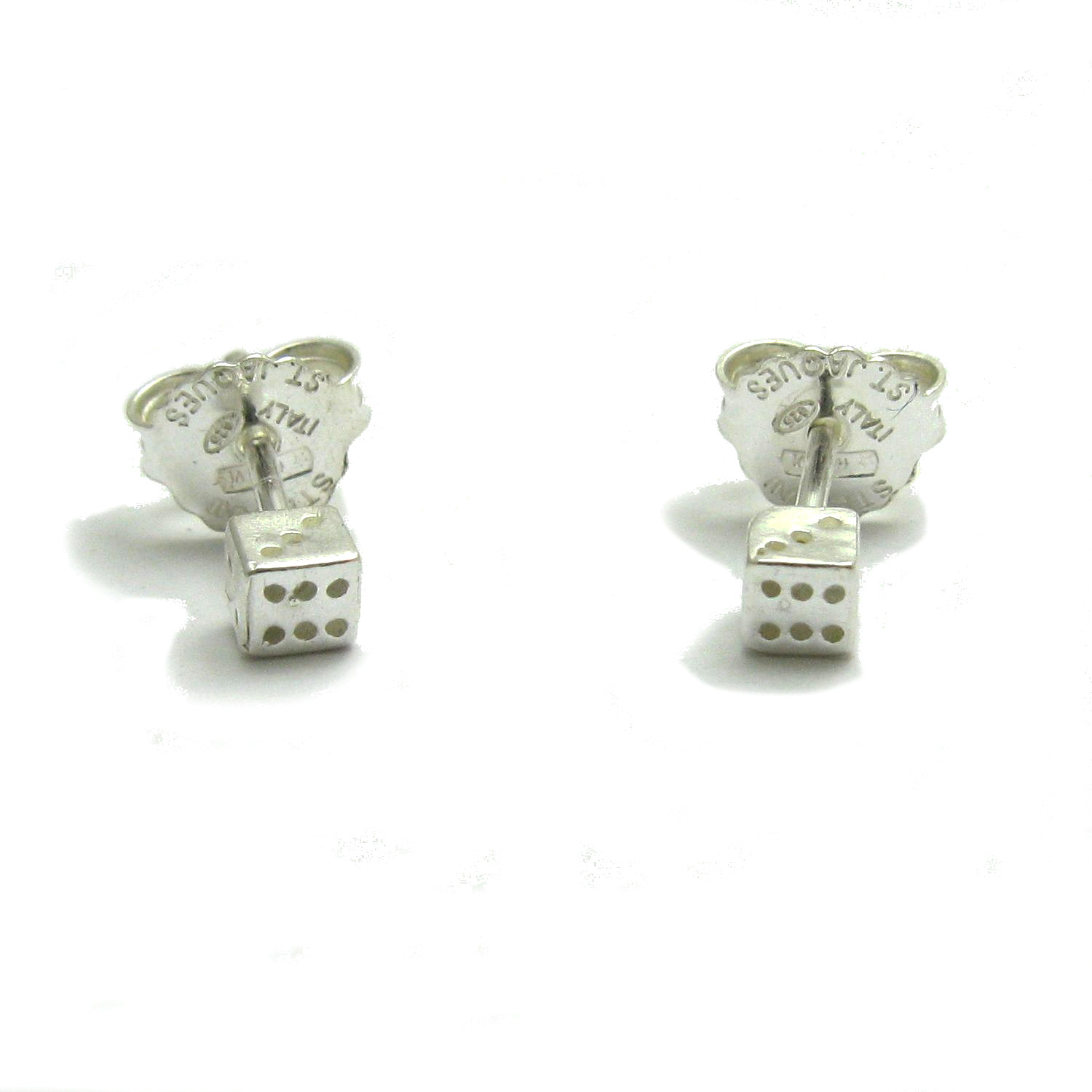 Silver earrings - E000713