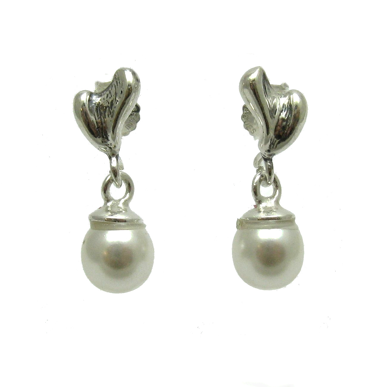 Silver earrings - E000714
