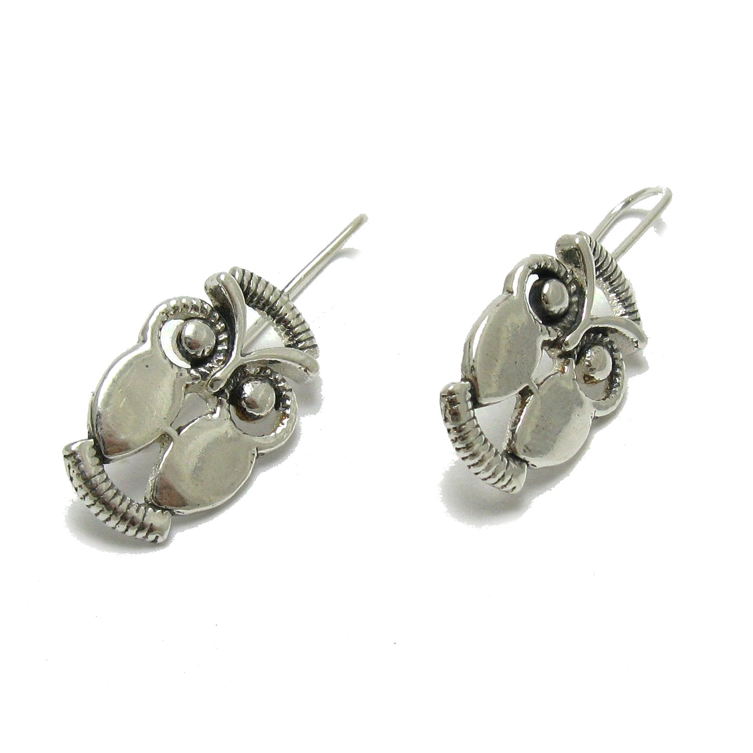Silver earrings - E000723
