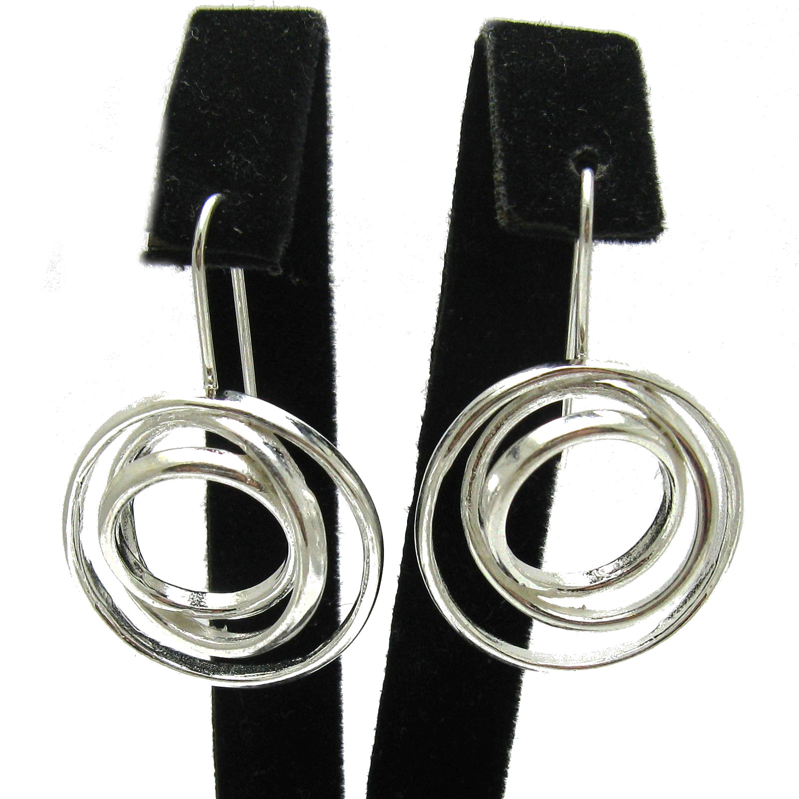 Silver earrings - E000724