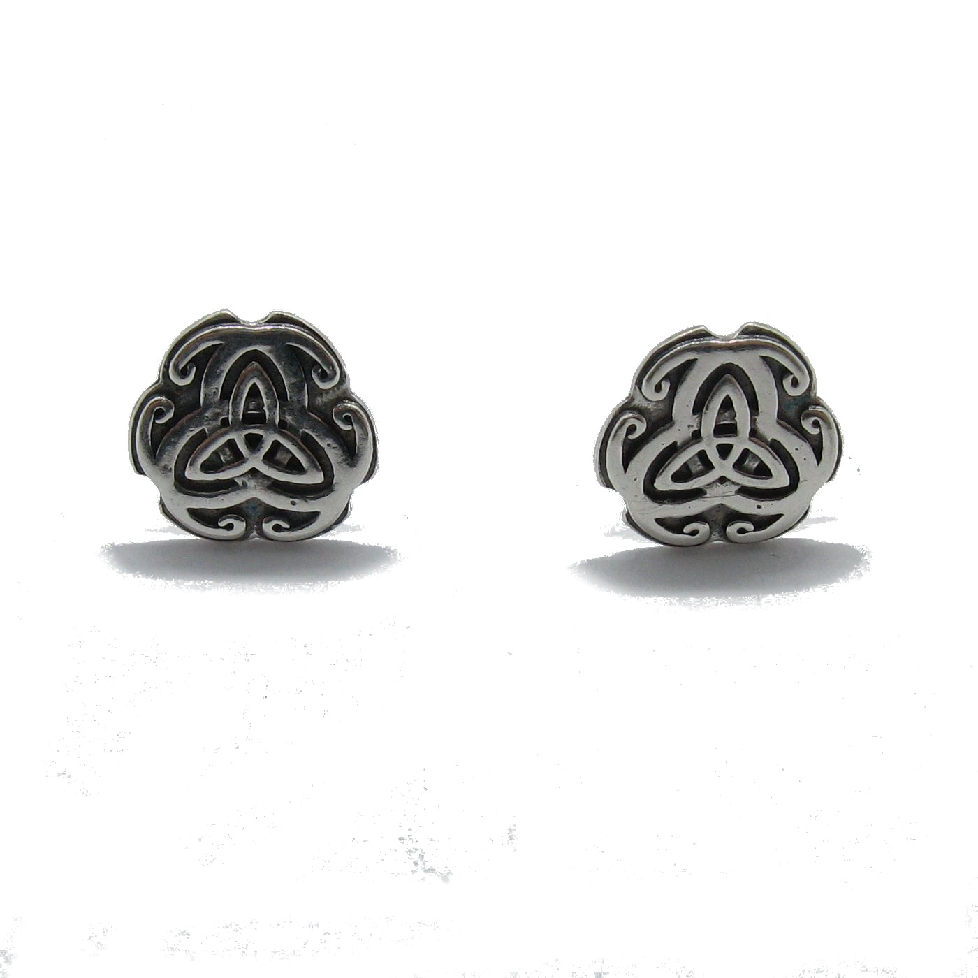 Silver earrings - E000727