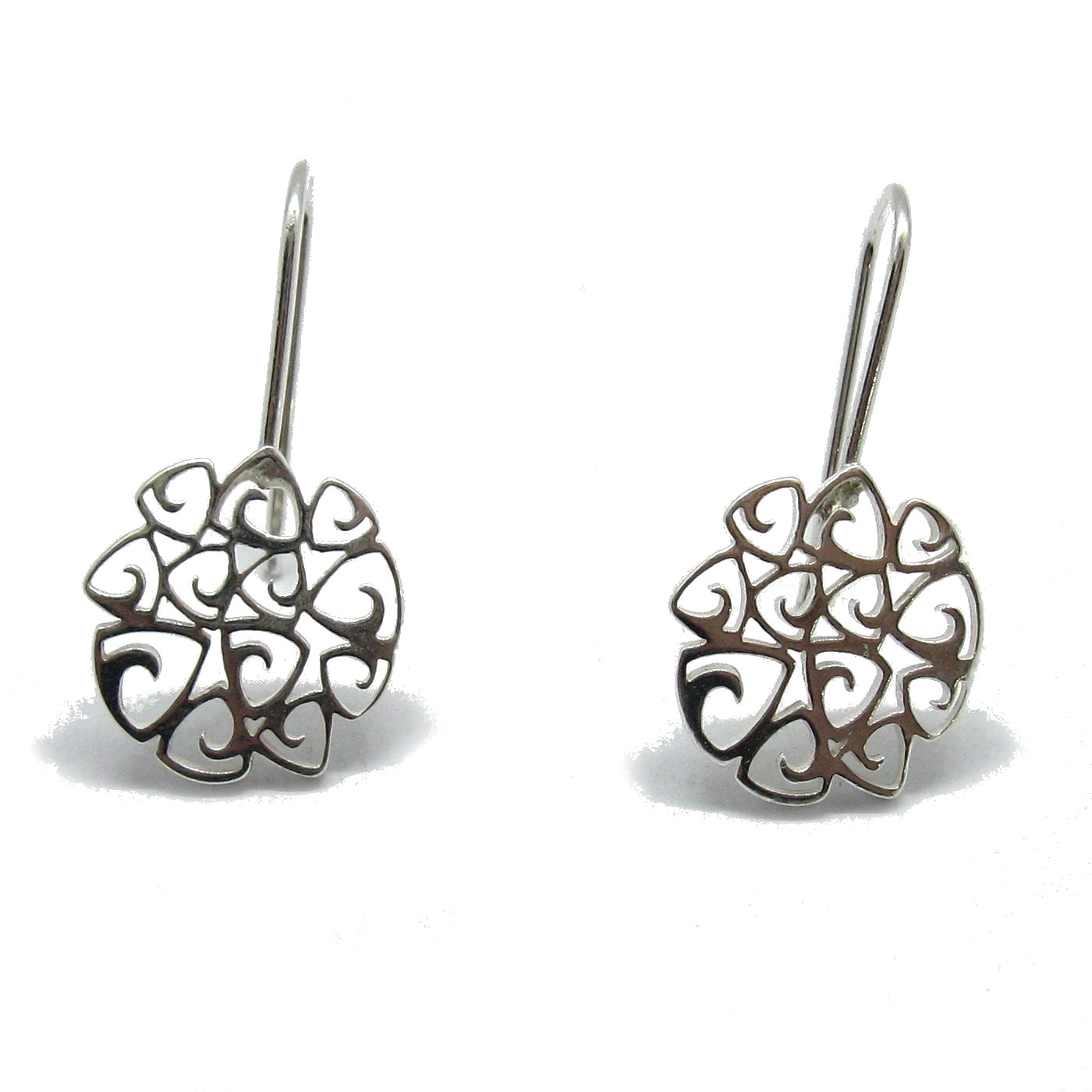 Silver earrings - E000729