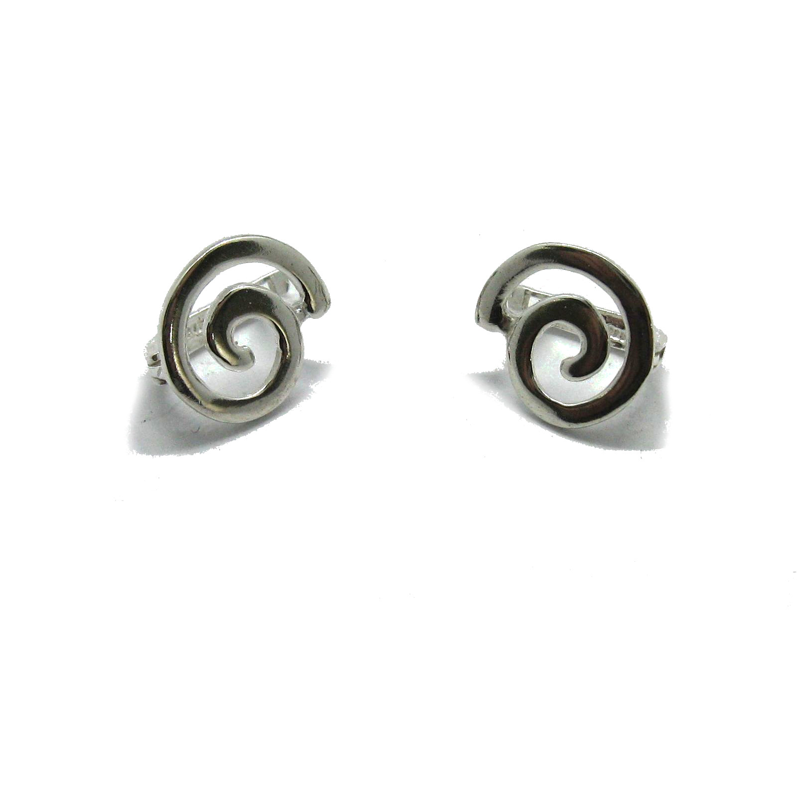 Silver earrings - E000740