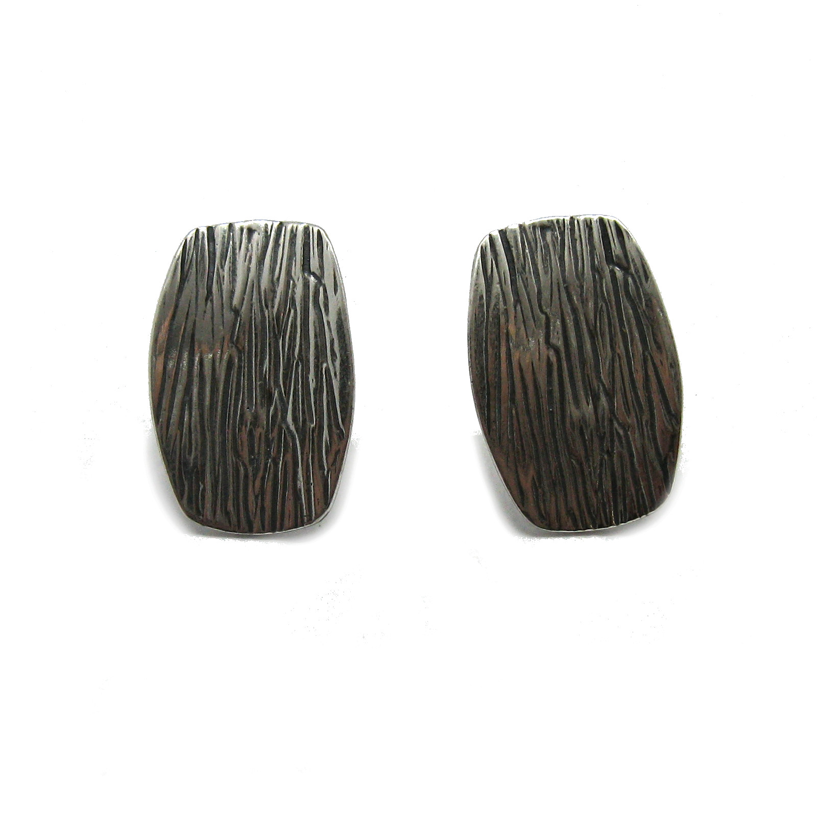 Silver earrings - E000744
