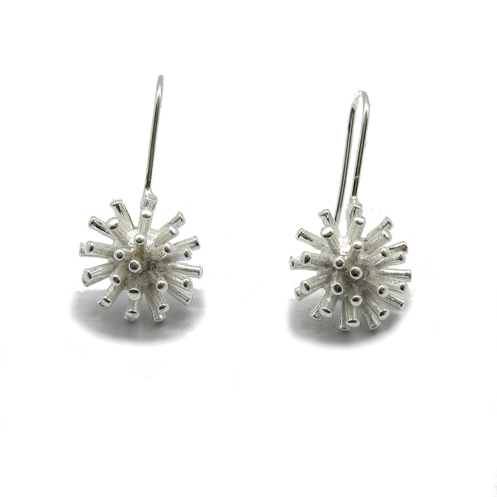 Silver earrings - E000745