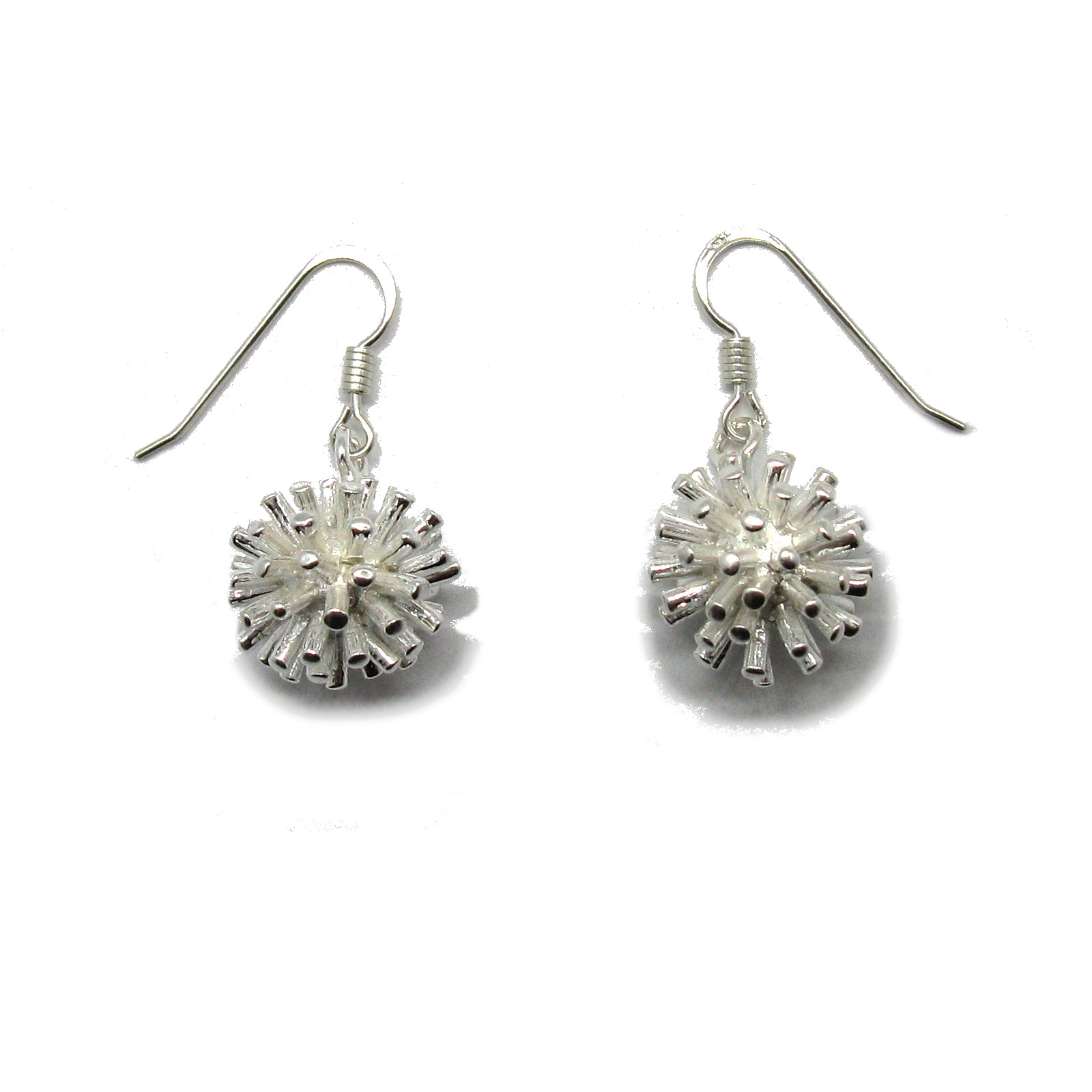 Silver earrings - E000746