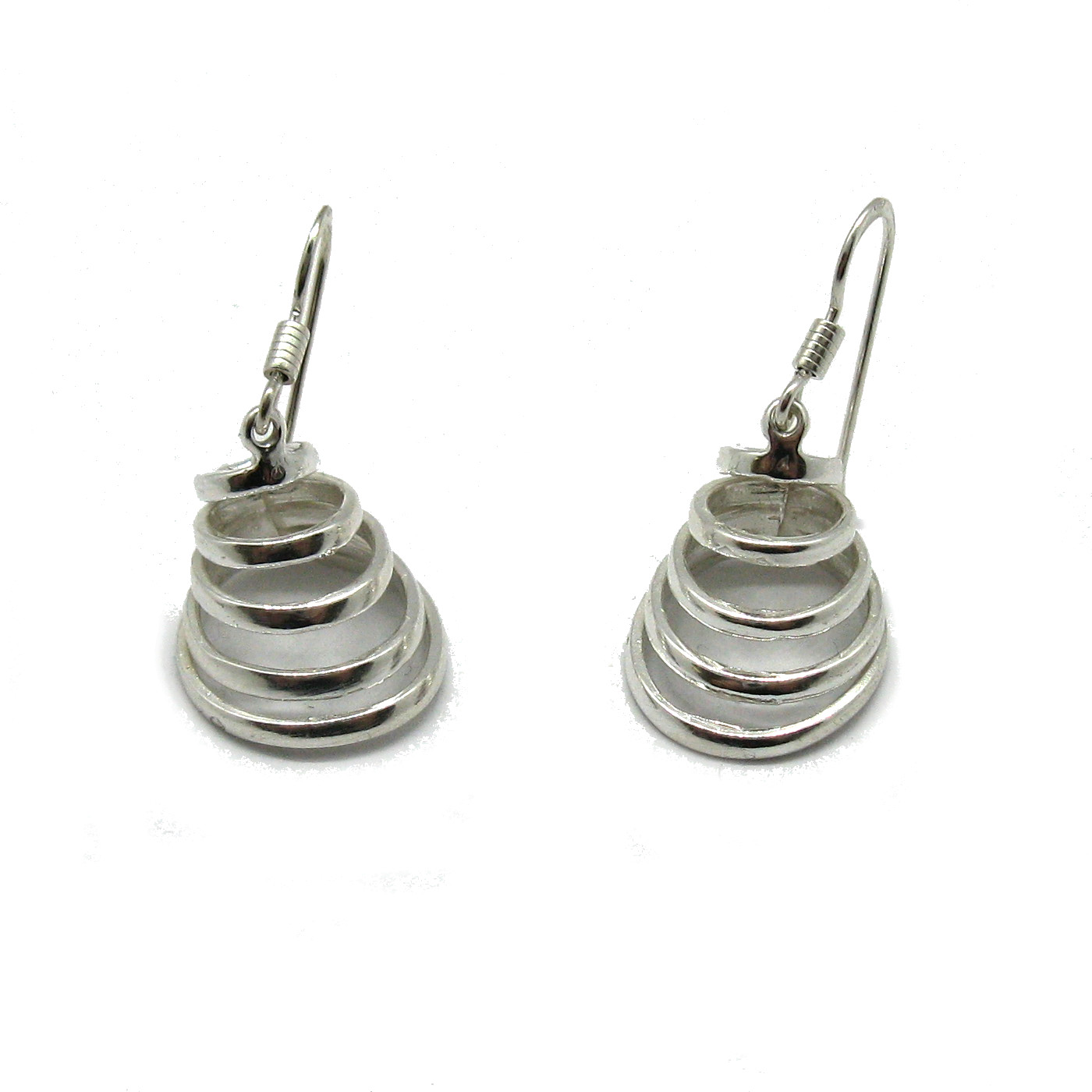 Silver earrings - E000748