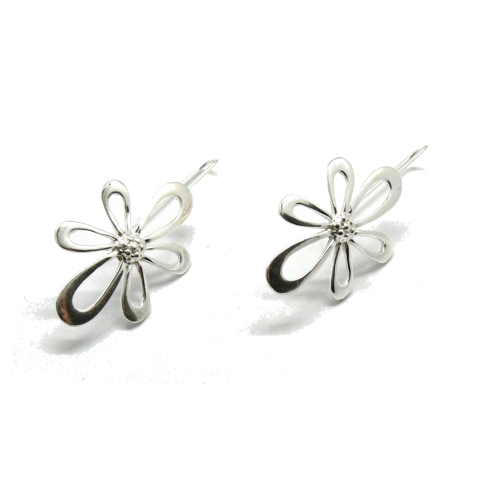 Silver earrings - E000760