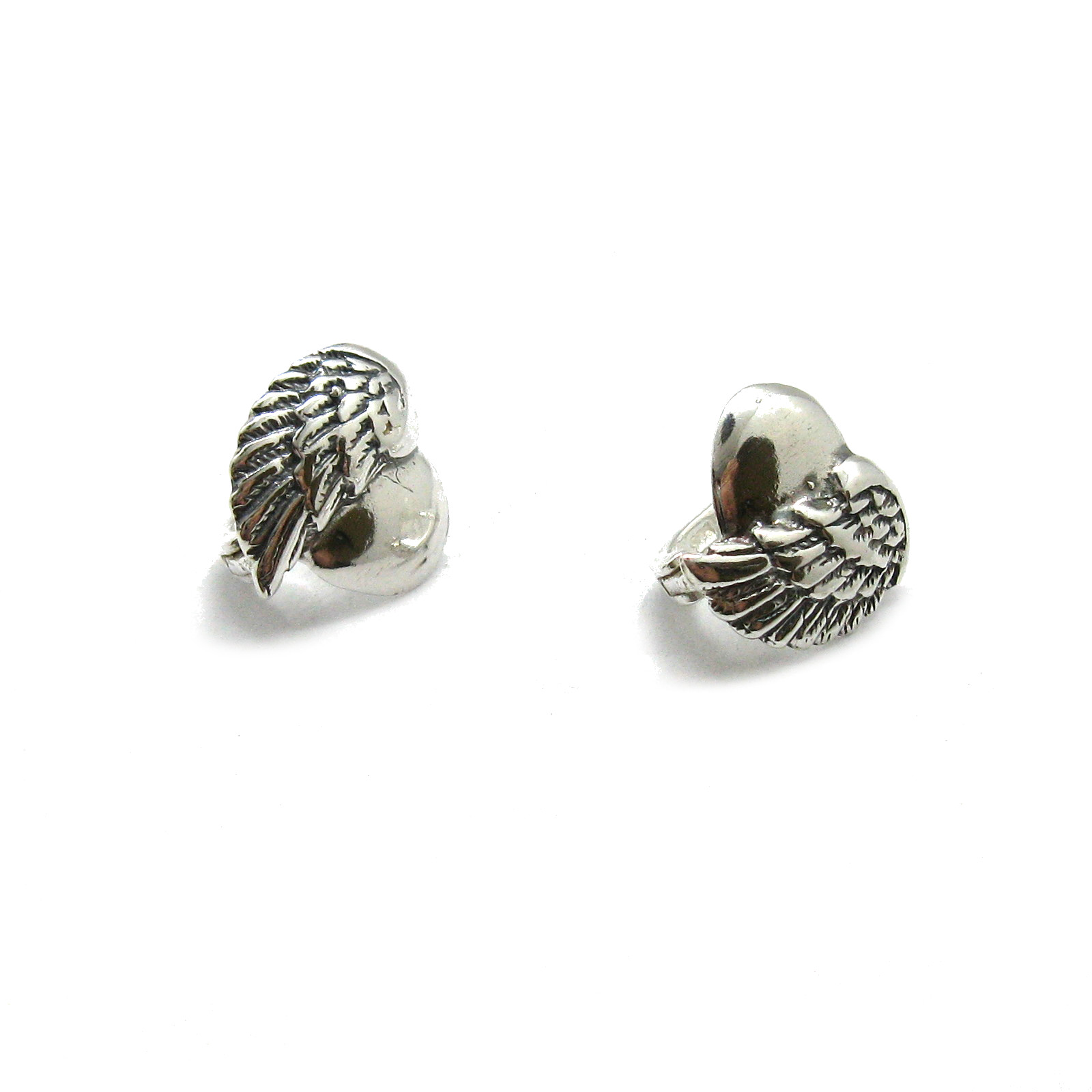 Silver earrings - E000764