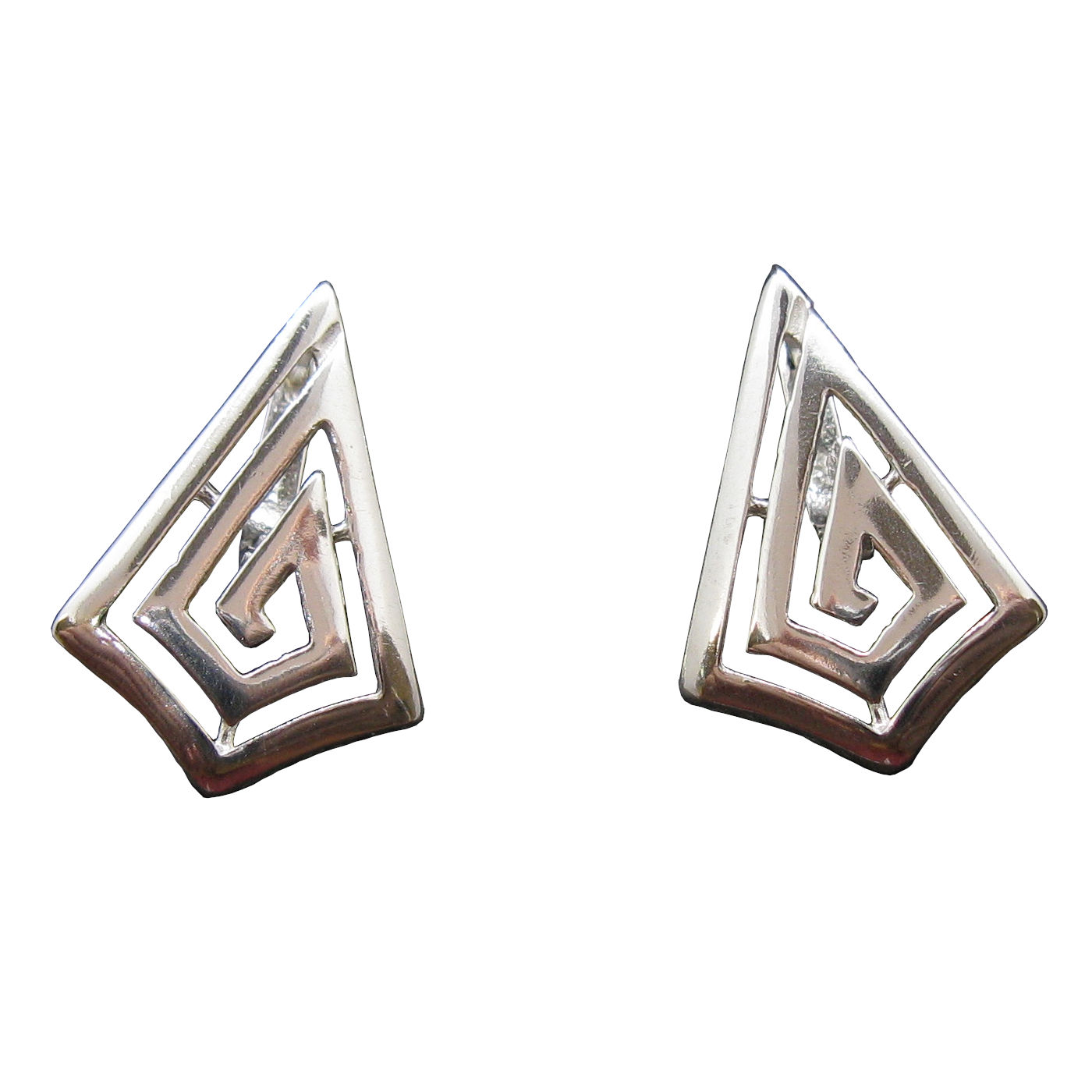 Silver earrings - E000768