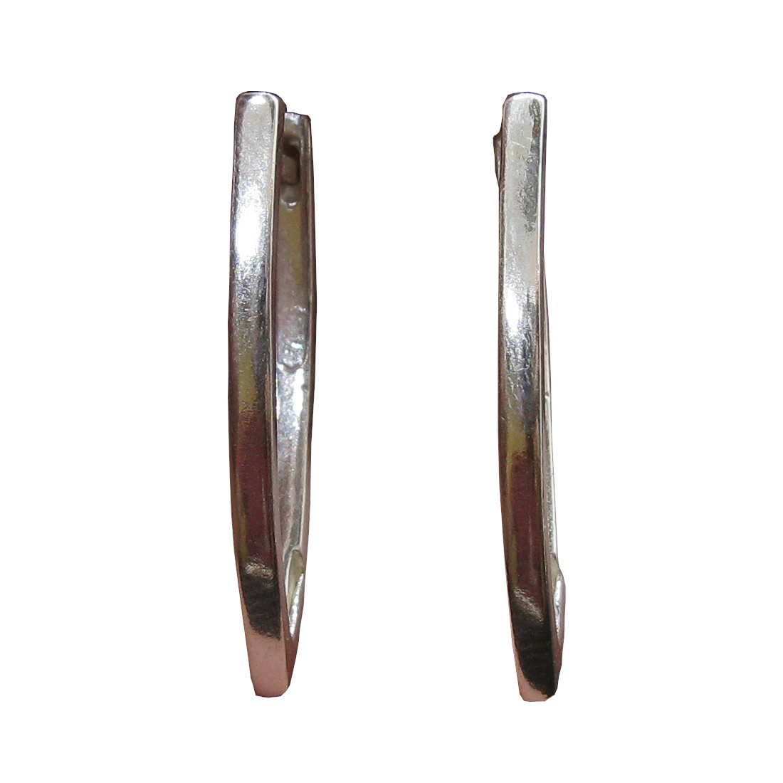 Silver earrings - E000769