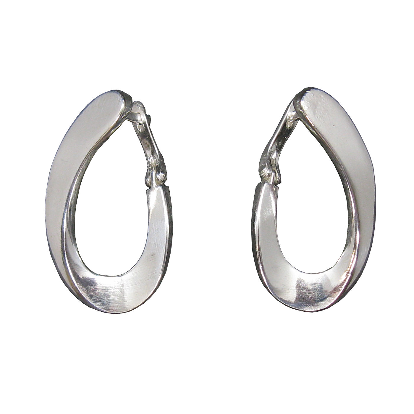 Silver earrings - E000770