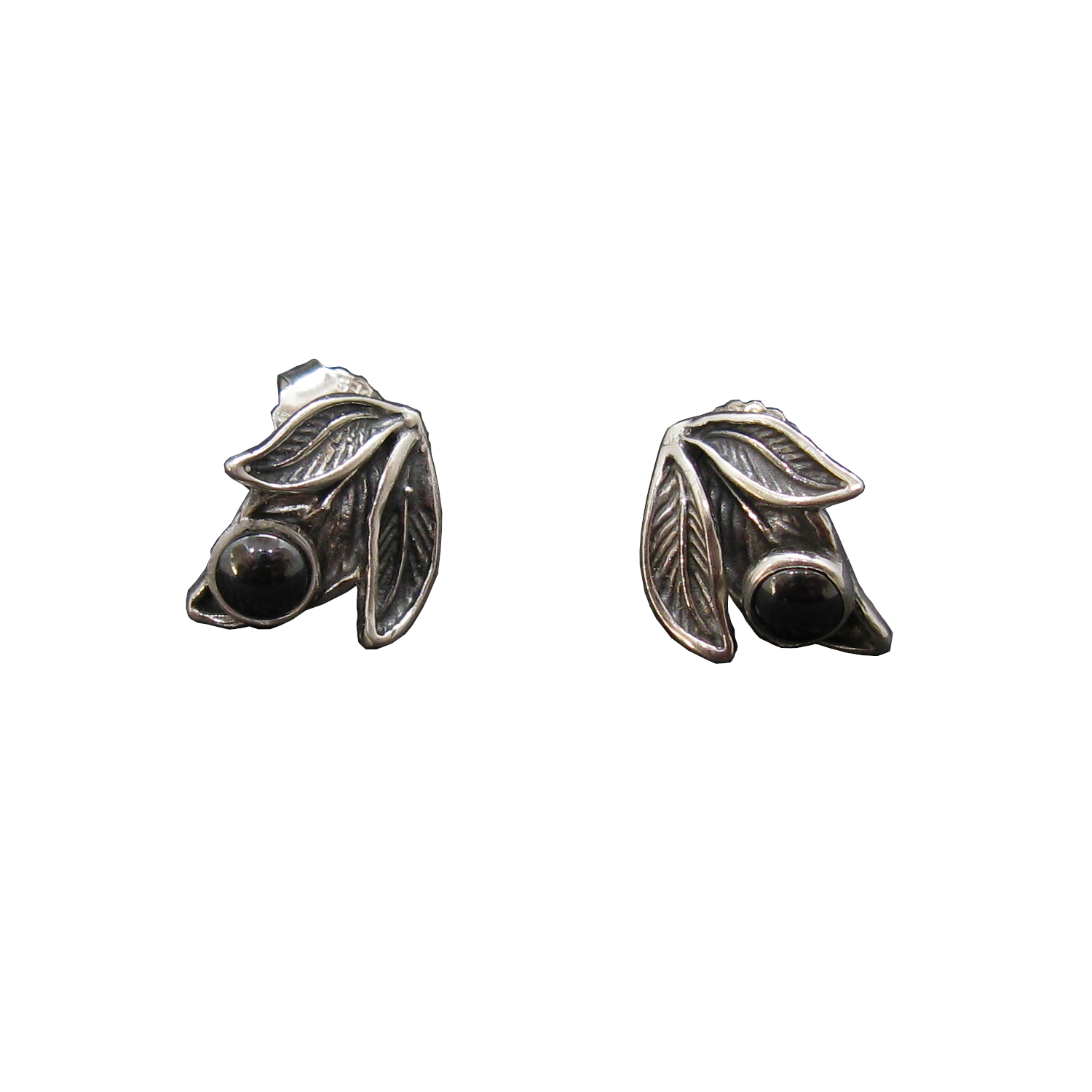 Silver earrings - E000782HE