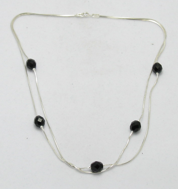 Silver necklace - N000001J