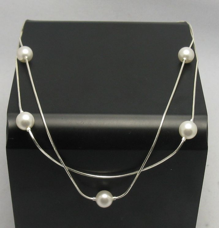 Silver necklace - N000001P