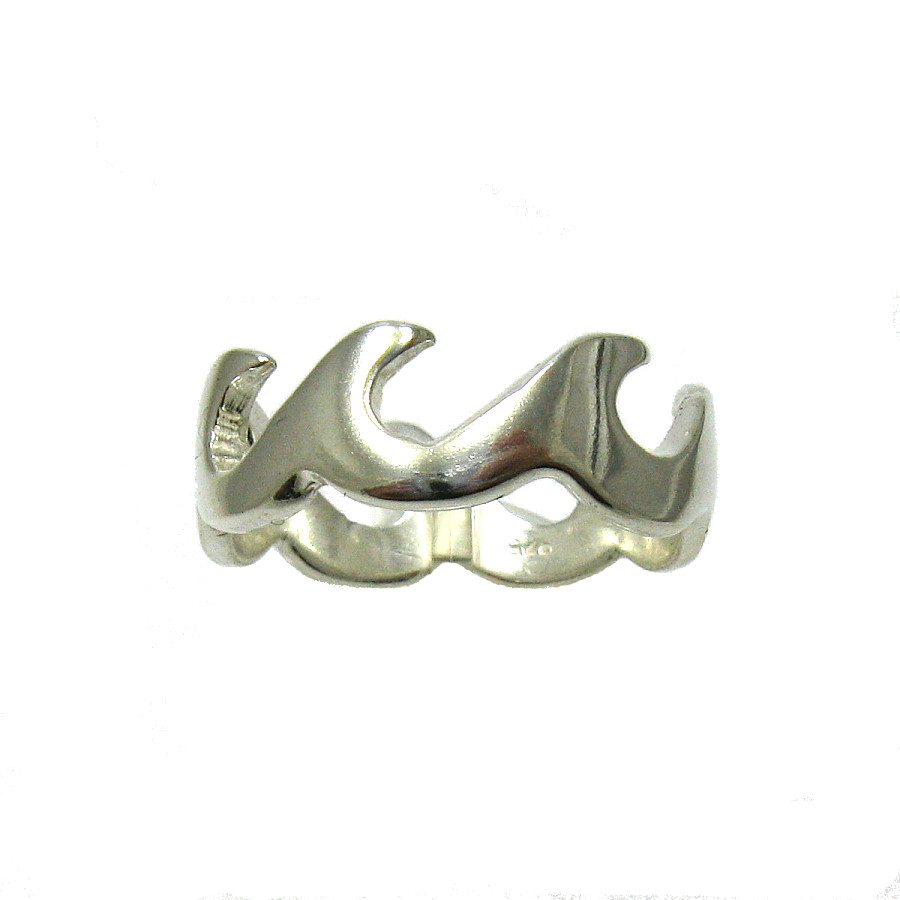 Silver ring - R000005