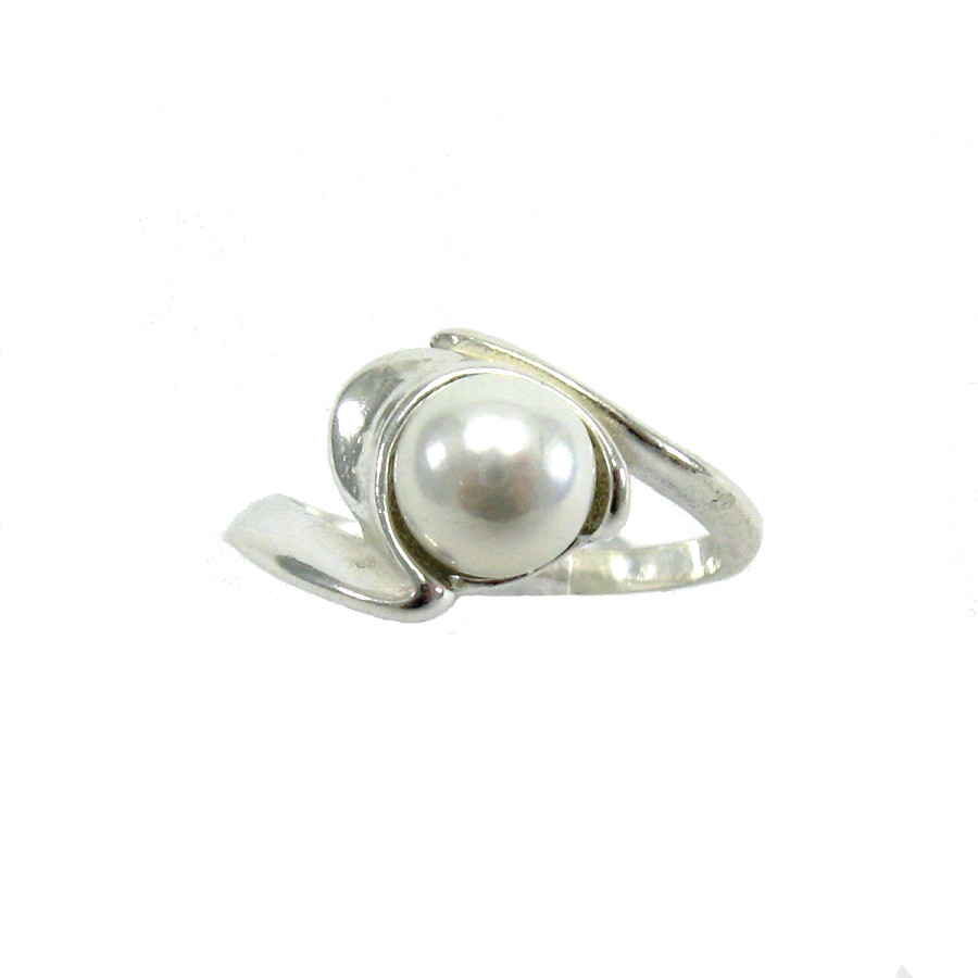 Silver ring - R000020