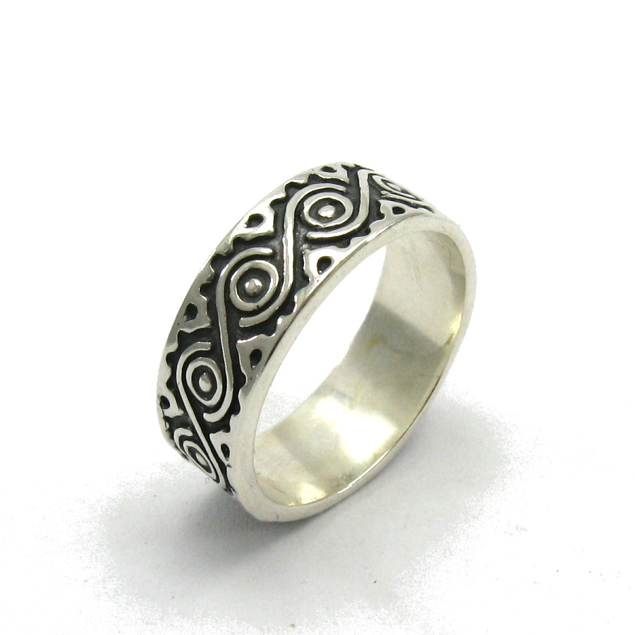 Silver ring - R000023