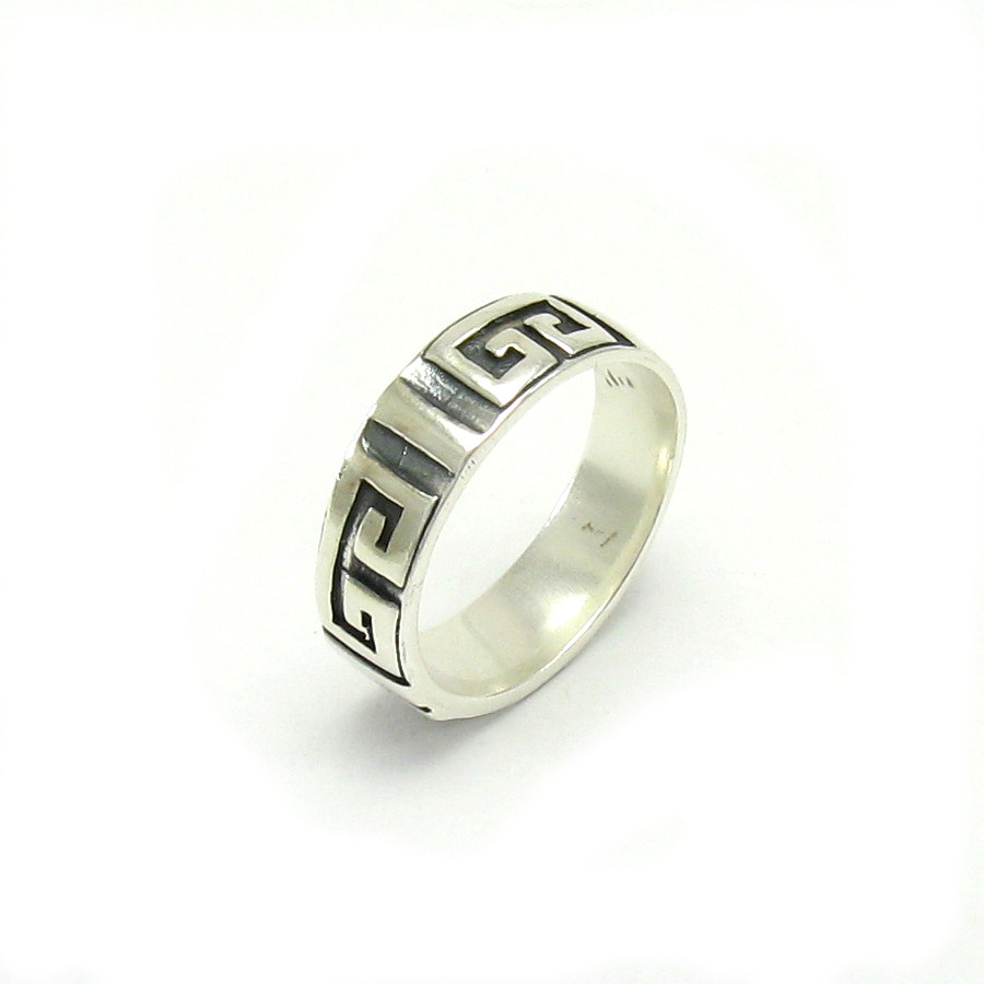 Silver ring - R000026