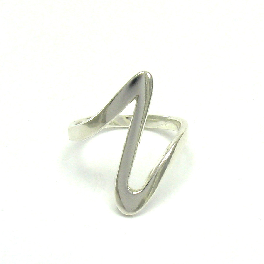 Silver ring - R000028
