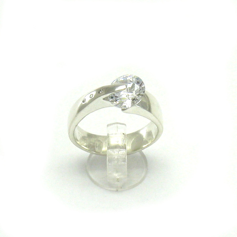 Silver ring - R000030