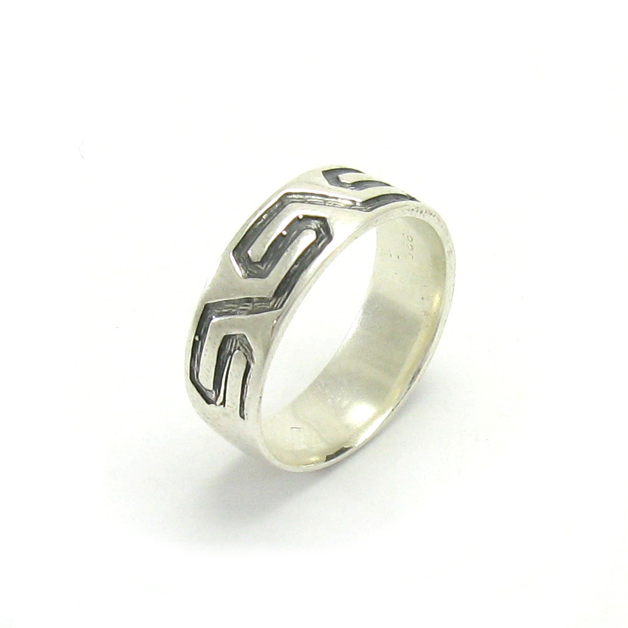 Silver ring - R000035