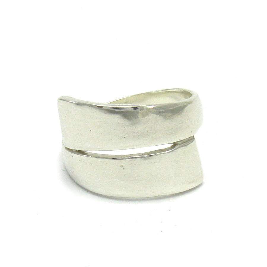 Silver ring - R000038