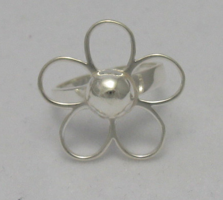 Silver ring - R000041