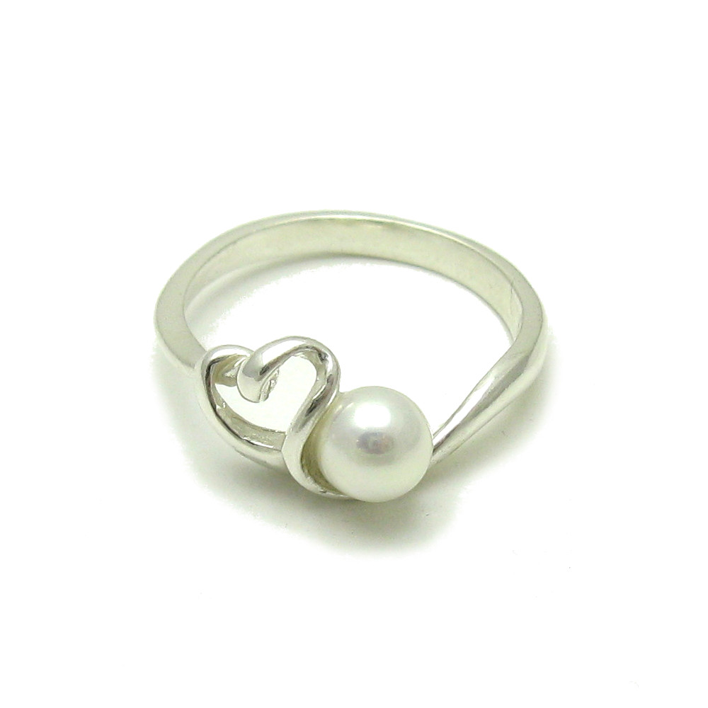 Silver ring - R000042