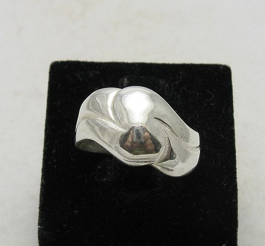 Silver ring - R000048
