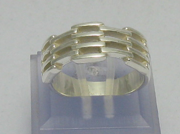 Silver ring - R000052