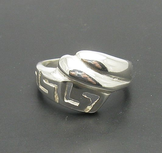 Silver ring - R000055