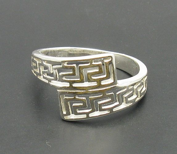 Silver ring - R000056