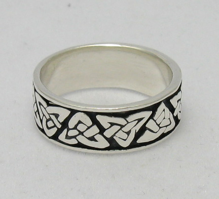 Silver ring - R000057