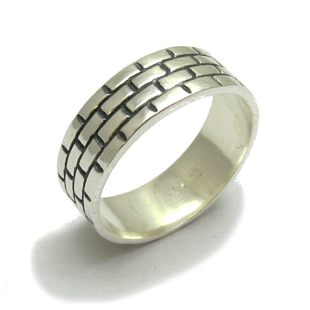 Silver ring - R000059