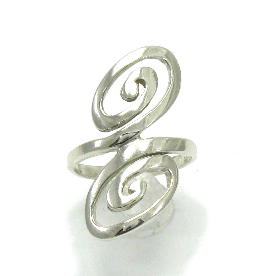 Silver ring - R000062