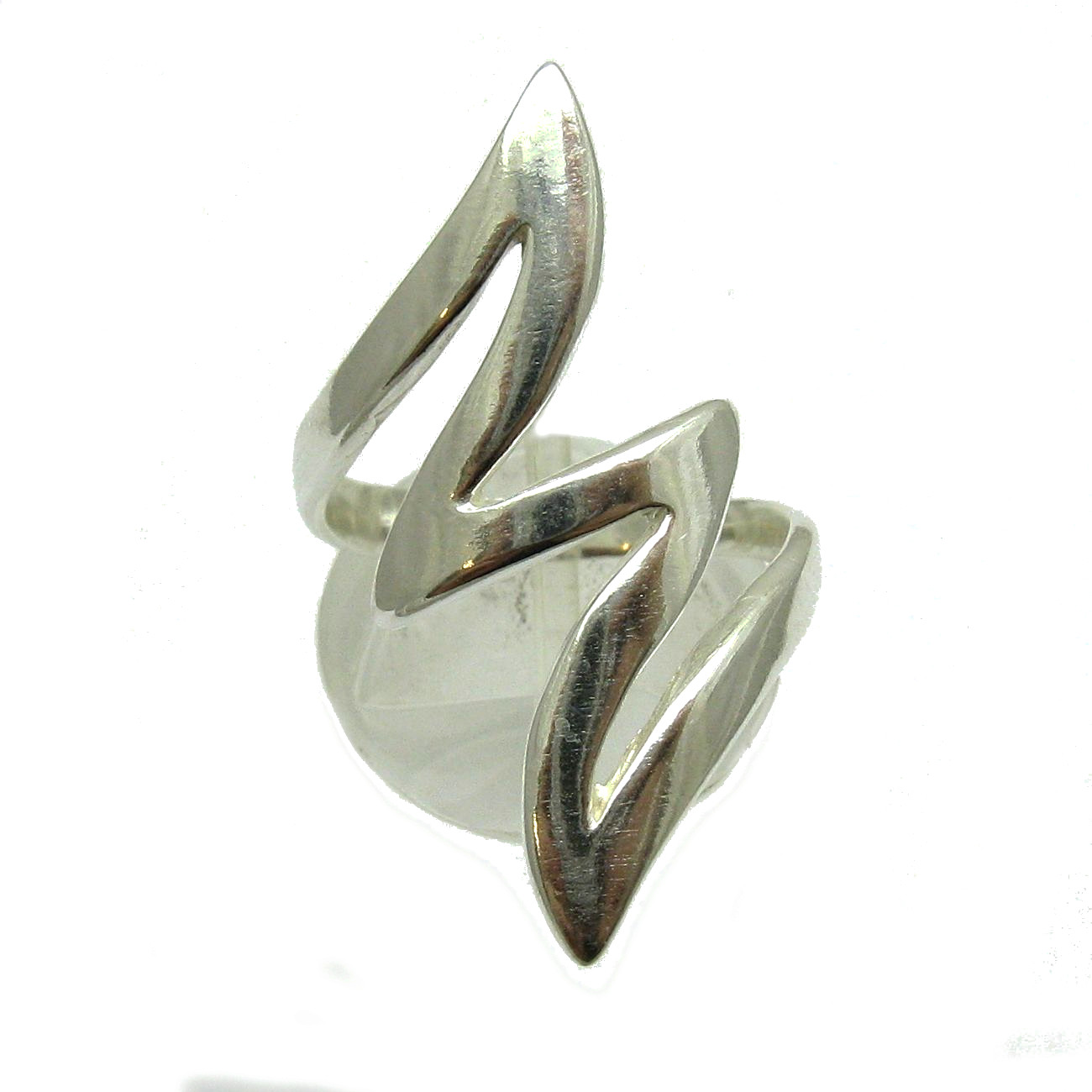 Silver ring - R000064