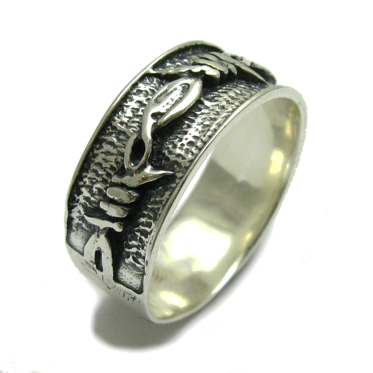 Silver ring - R000067