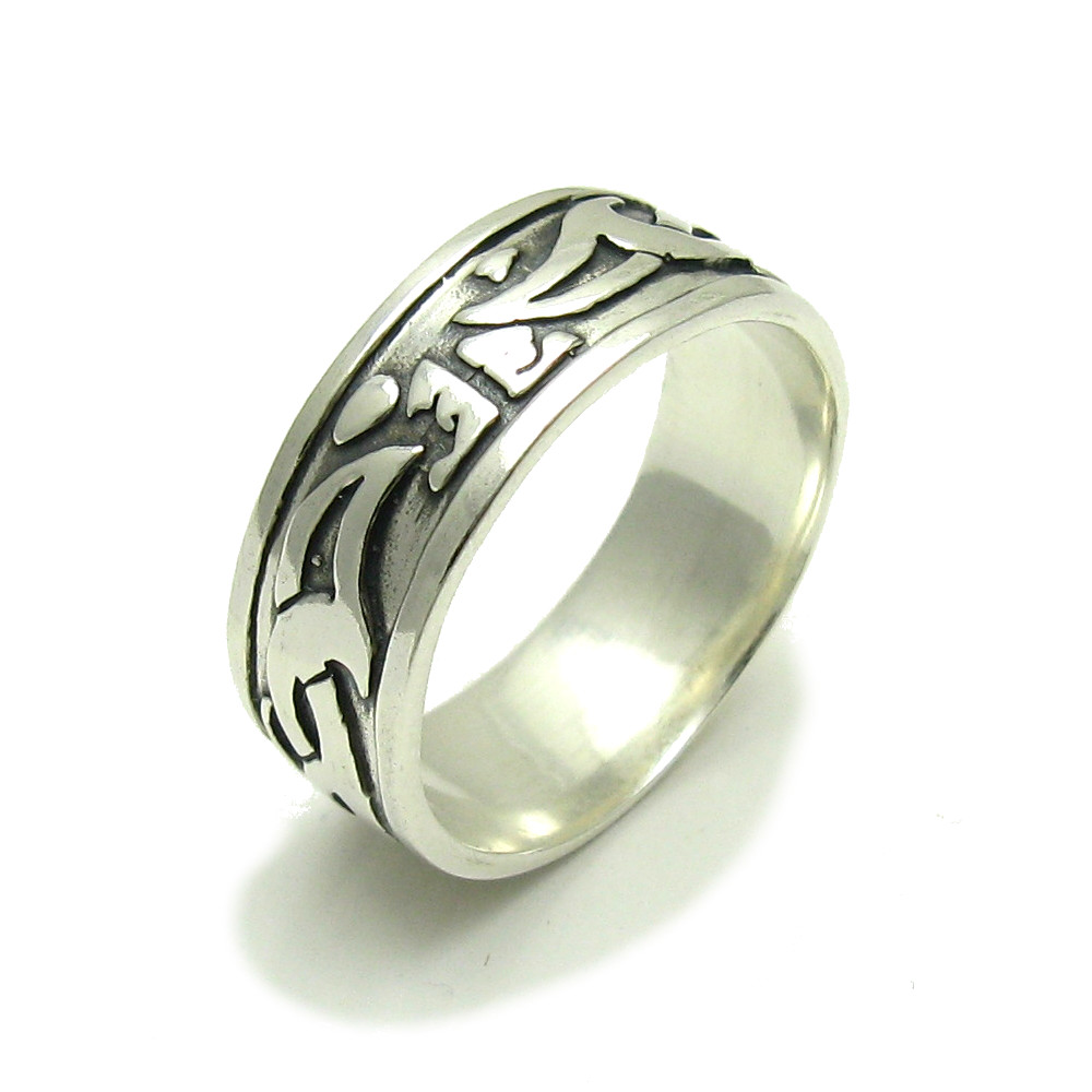 Silver ring - R000069
