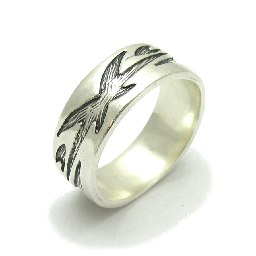 Silver ring - R000071
