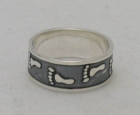 Silver ring - R000072