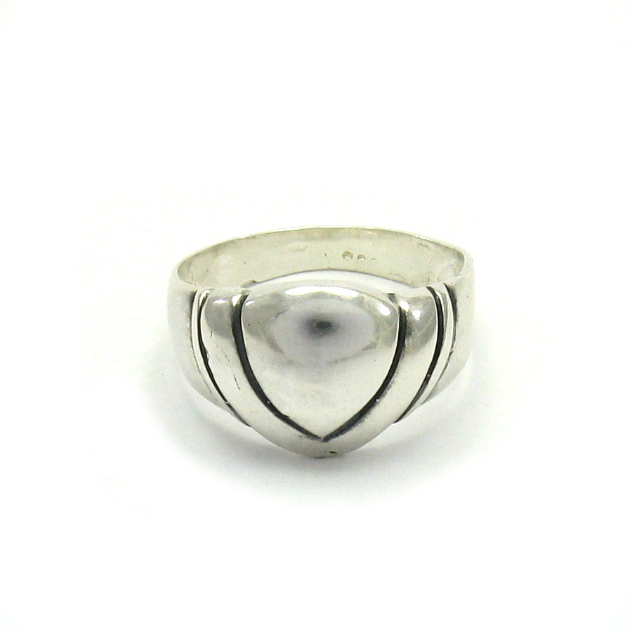 Silver ring - R000073