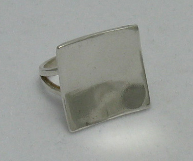 Silver ring - R000076