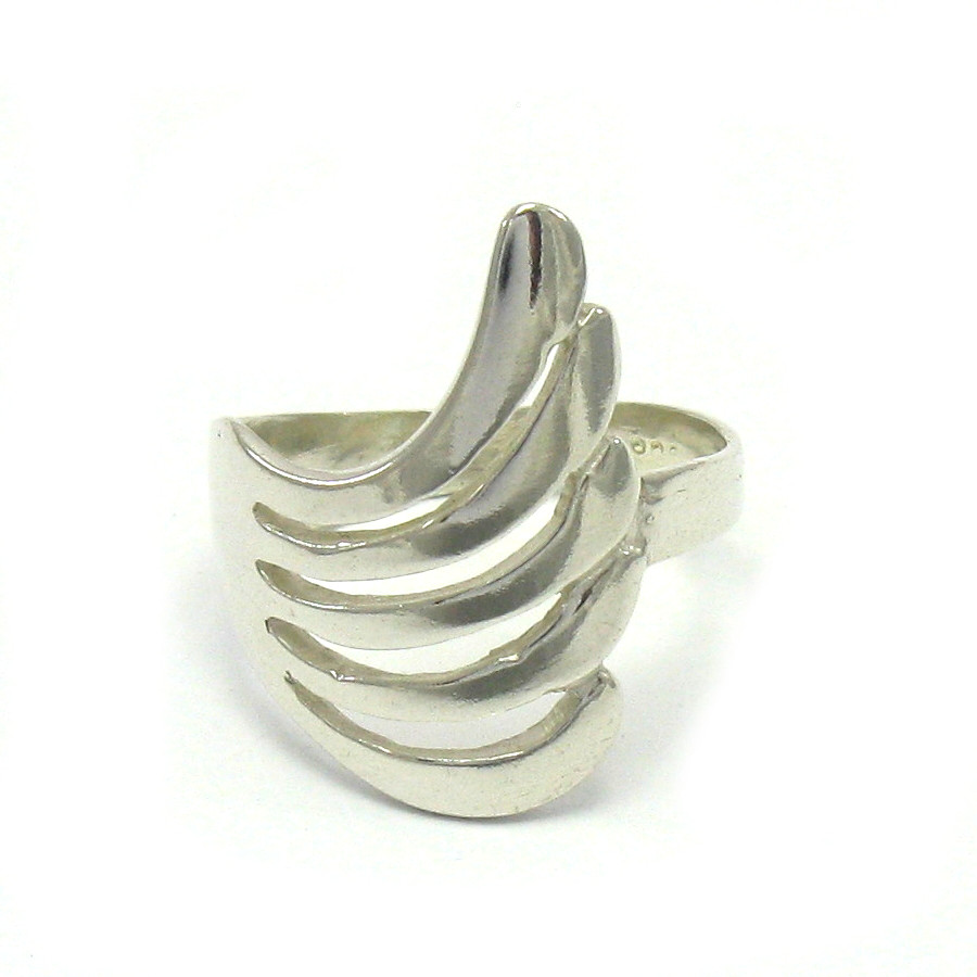 Silver ring - R000077