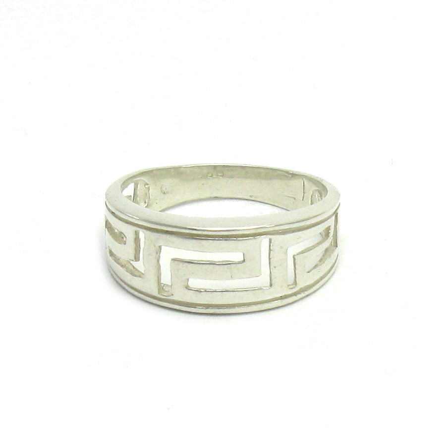 Silver ring - R000078