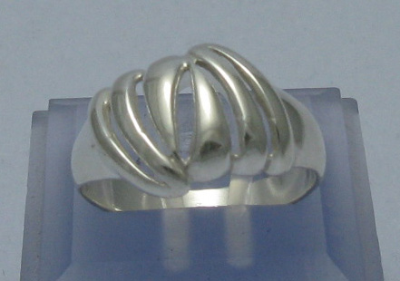 Silver ring - R000082