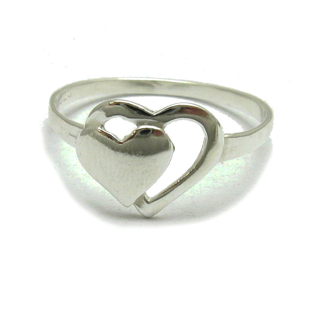 Silver ring - R000083