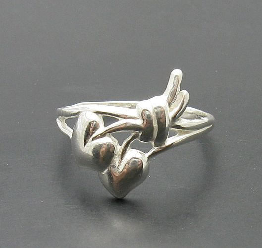 Silver ring - R000089