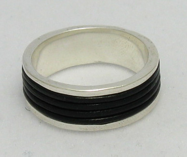 Silver ring - R000091